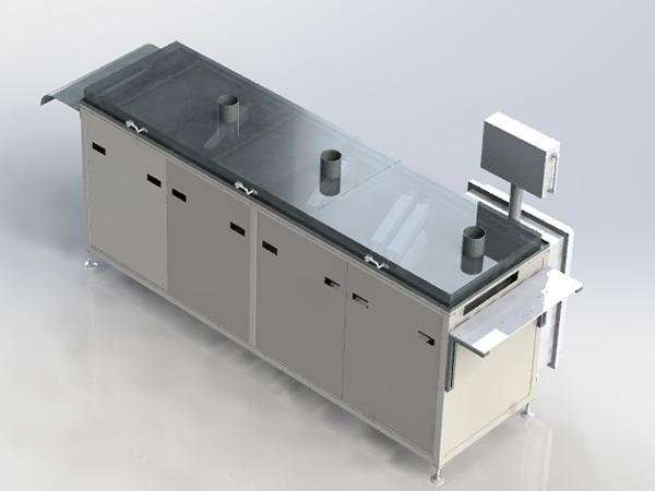 通过式料带清洗设备J-THC200