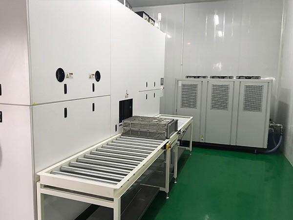 单槽全自动真空碳氢清洗设备